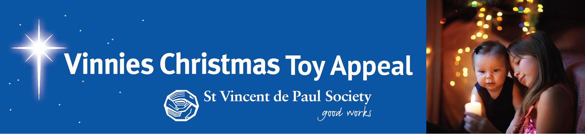 - Vinnies Christmas Gift Appeal - SA